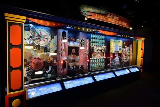 "Wayne Wheeler's Amazing Amendment Machine in ""American Spirits."""
