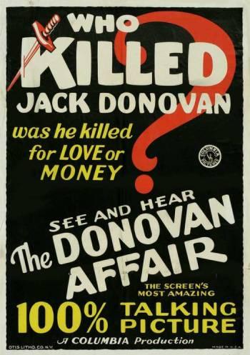 DonovanAffair