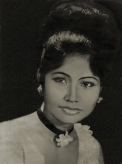 Ros Serey Sothea (Photo from personal collection of Ros Saboeun)