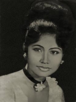 Ros Serey Sothea (Photo from personal collection of Ros Saboeun)