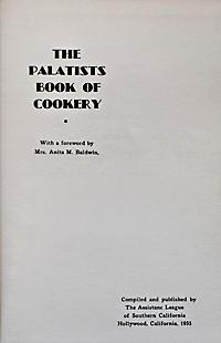 PalatistsBookofCookery