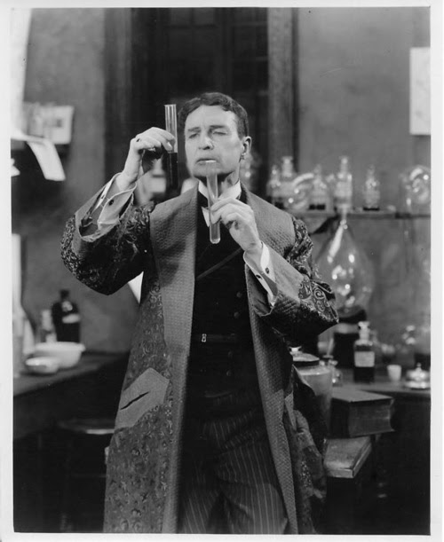 William Gillette - still from 1916 film