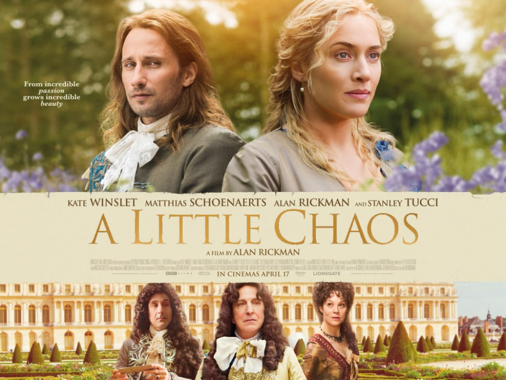 Bringing Order to A LITTLE CHAOS: An Interview with Alan Rickman ...