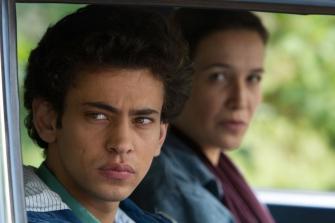 Eyad (Tawfeek Barhom) and Edna (Yael Abecassis)