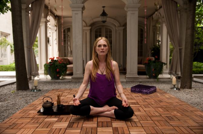 Julianne Moore in Maps to the Stars . Credit: Courtesy of Focus World.