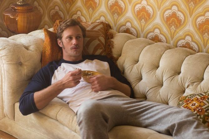 Hottie handicap: Alexander Skarsgård as Monroe in The Diary of a Teenage Girl.