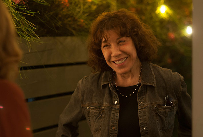 Lily Tomlin As Elle In Grandma