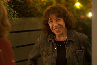 Lily Tomlin as Elle in Grandma.