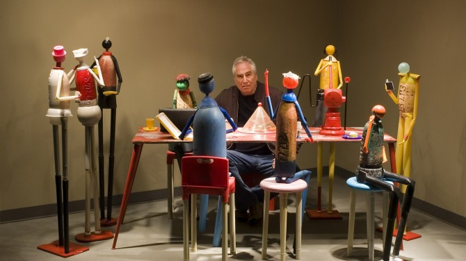 Plastic Man: The Artful Life of Jerry Ross Barrish/Facebook.