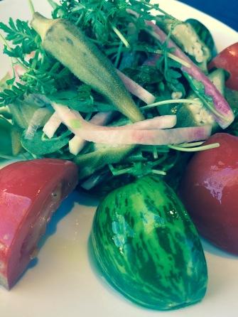 Mat Salad