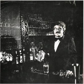 The author at work: Stan Jones behind the bar. Credit: amountainofcrushedice.com