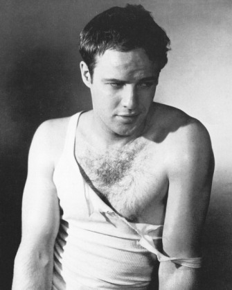 Marlon Brando in a promotional image for A Streetcar Named Desire. Credit: Silver Screen Collection/Getty Images