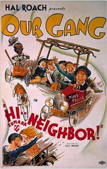 Hi'-Neighbor!poster