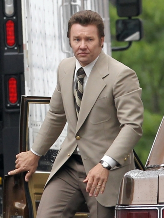 As FBI Agent John Connolly in Black Mass