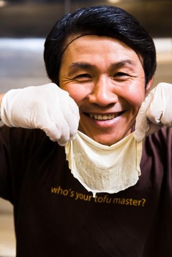 Minh Tsai of Hodo Soy Beanery.