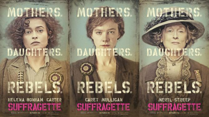 suffragette posters