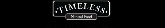 timelss banner
