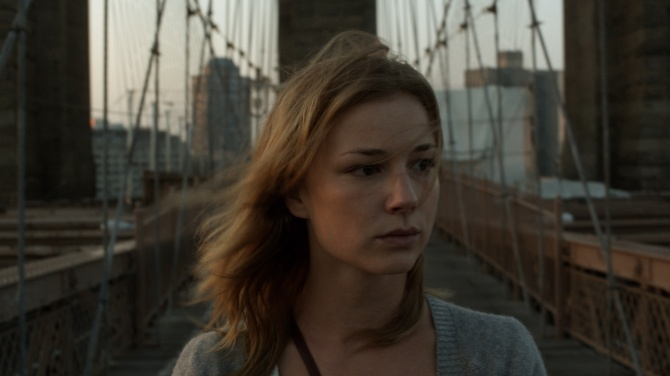 Emily VanCamp in Marya Cohn's The Girl in the Book. Courtesy: Mill Valley Film Festival.