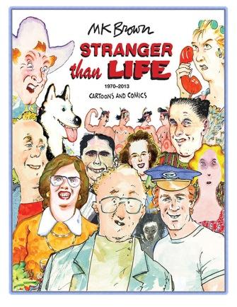 Stranger Than Life cover