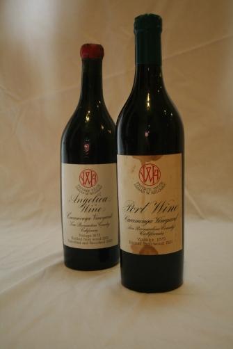 Tangled bottles