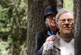 Michael Caine and Harvey Keitel in Youth. Credit: Fox Searchlight/Mill Valley Film Festival.