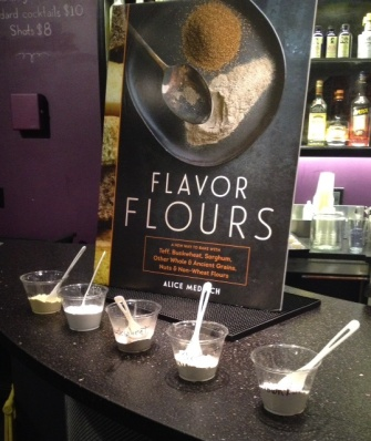 display flours