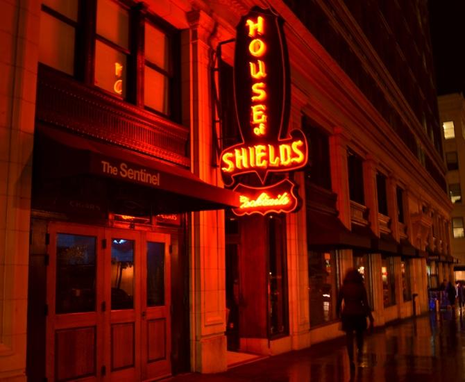 Al Barna House of Shields