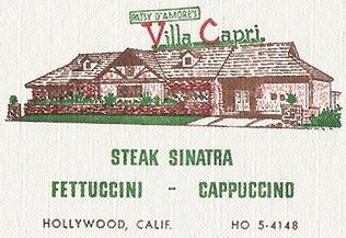 Villa-Capri card