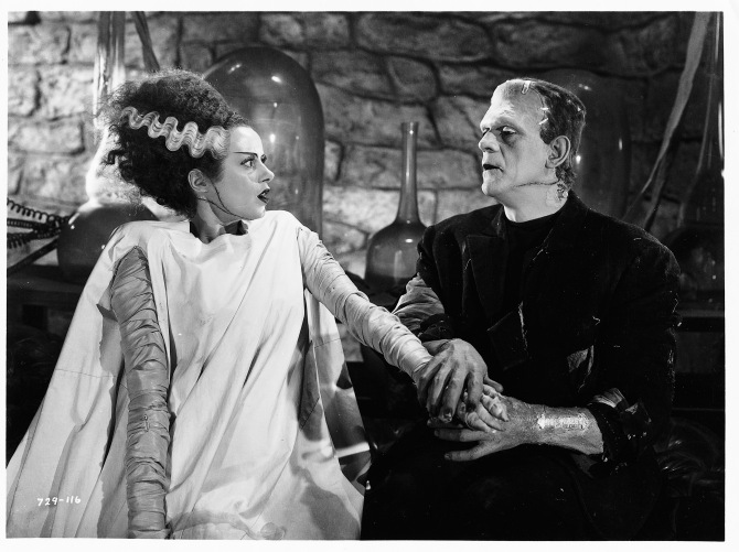 Bride of Frankenstein (1941) by James Whale.