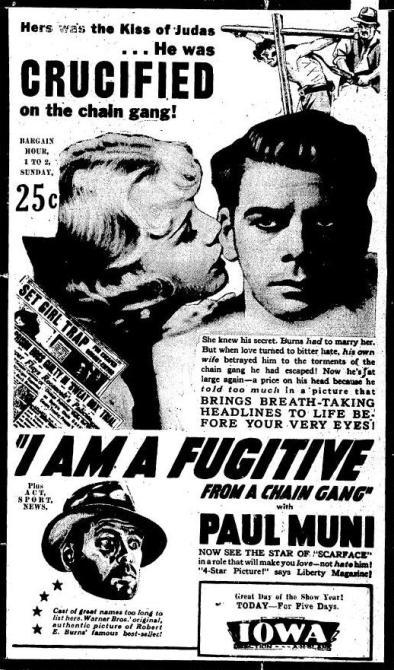 Fugitive ad