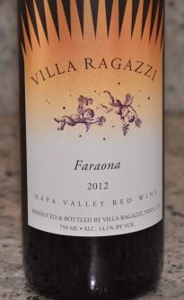 Ragazzi wine