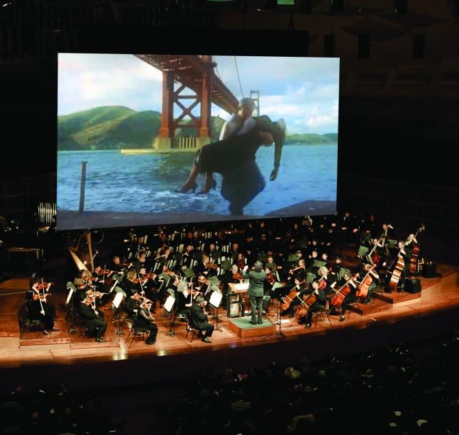 Vertigo symphony