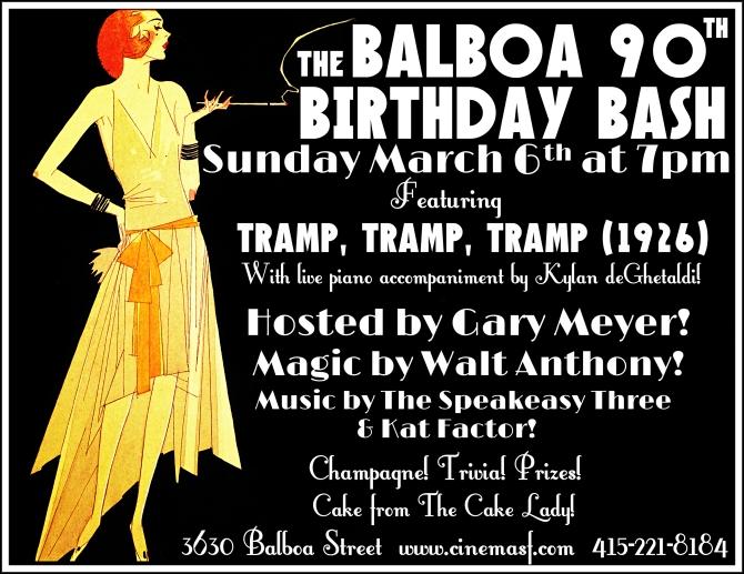 Balboa 90th