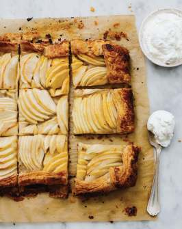 Marie Danielles Apple Tart