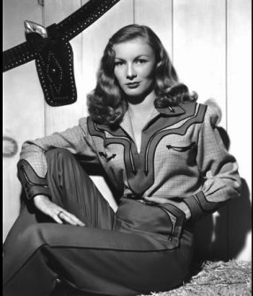 Veronica Lake in Ramrod.