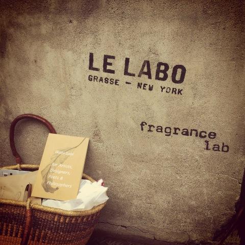 La Labo, 233 Elizabeth Street, NYC.