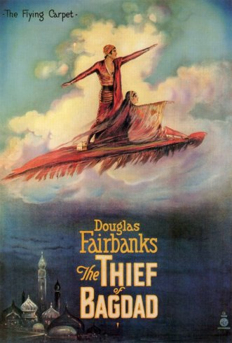 fairbanks-thief-of-bagdad-poster