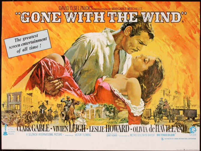 Gone_With_The_Wind poster