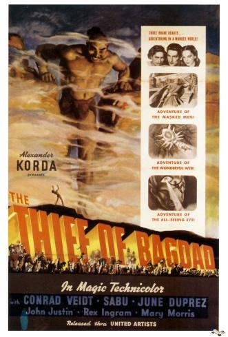 thief sound-poster