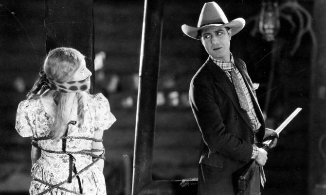 SHOOTING STARS [BR 1928] ANNETTE BENSON, JACK RAWL