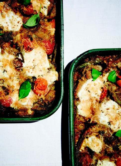 eggplant-gratin