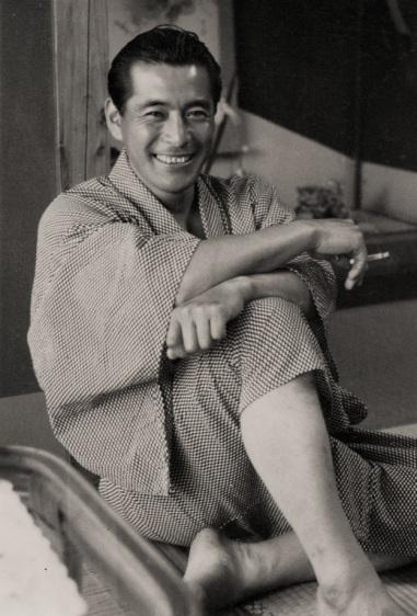 mifune-in-yukata