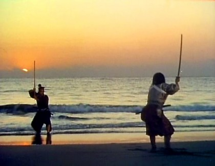 Samurai trology sunset beach.jpg