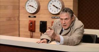 Peter Finch goes nuts in Network (1976).