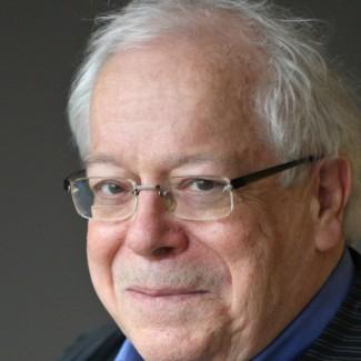 David Thomson, recipient of the Mel Novikoff Award at the 57th San Francisco International Film Festival, April 24 - May 8, 2014