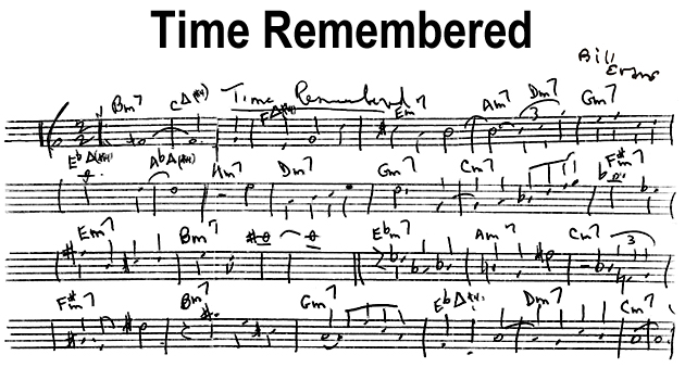 Bill-Evans Handwritten Time remembered2.jpg