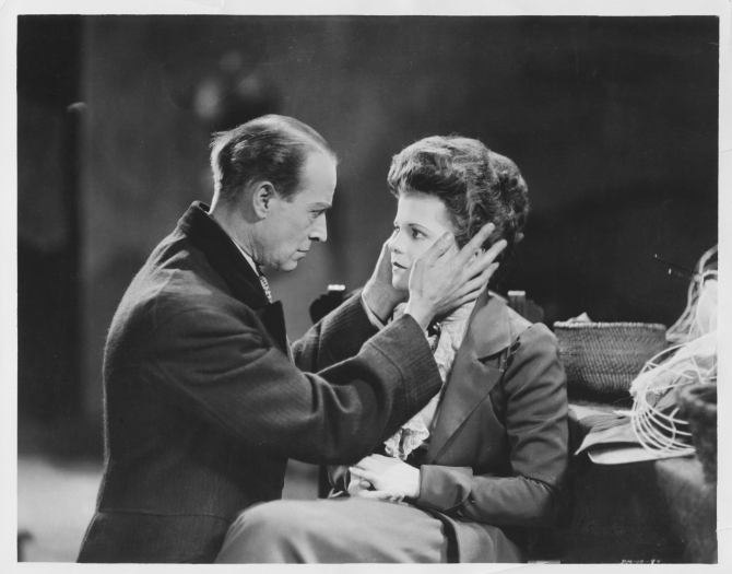 SILENCE - Still 02 (Jim Warren (H.B. Warner) and Norma Drake (Vera Reynolds) ) [credit Donna Hill] - edited.jpg