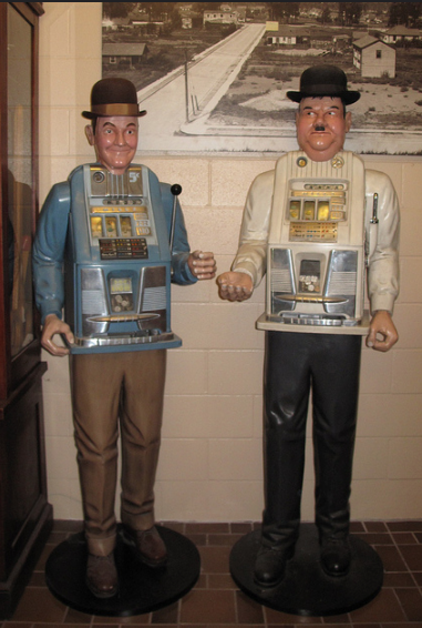 Laurel & Hardy Slot Machines